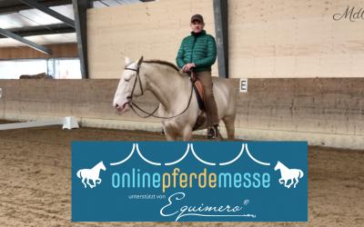 Online Pferdemesse Vorführung